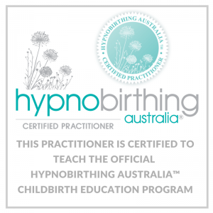 800 x 800px This Practitioner is certified to teach the Hypnobirthing Australia™ Childbirth Education Program